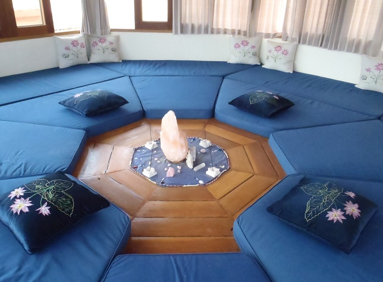 hacer tu casa meditar