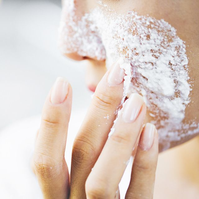 bicarbonato de sodio para la piel