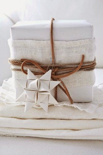 decorado de regalos con origami