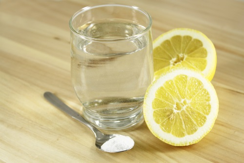 como preparar el agua alcalina