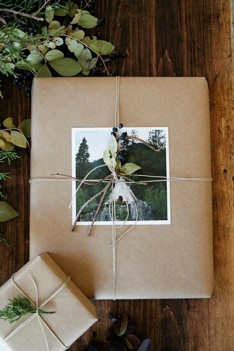 arreglar tus regalos con plantas