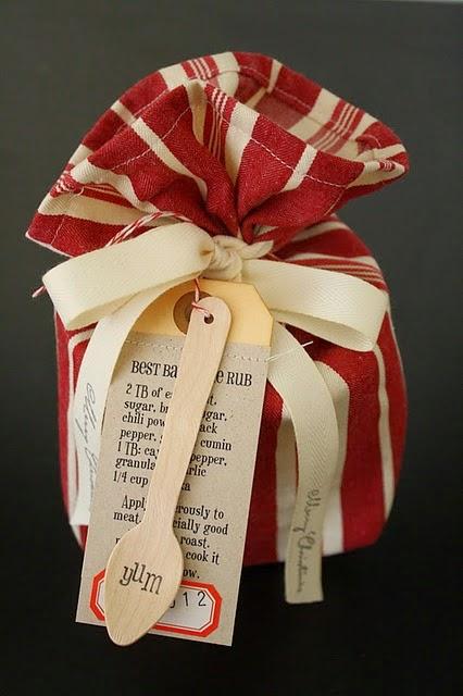 arreglar regalos con telas