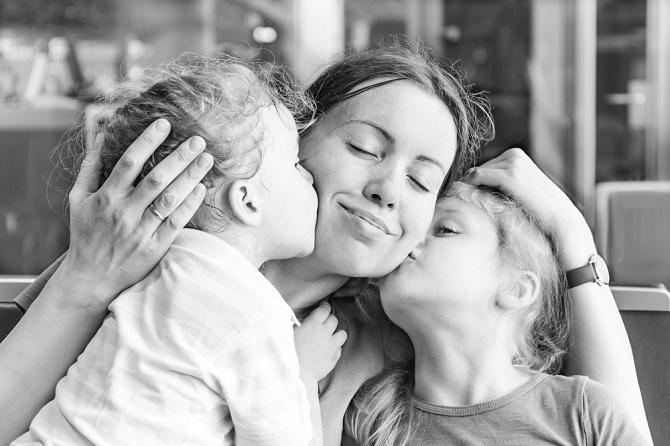 regalos de madre e hijos