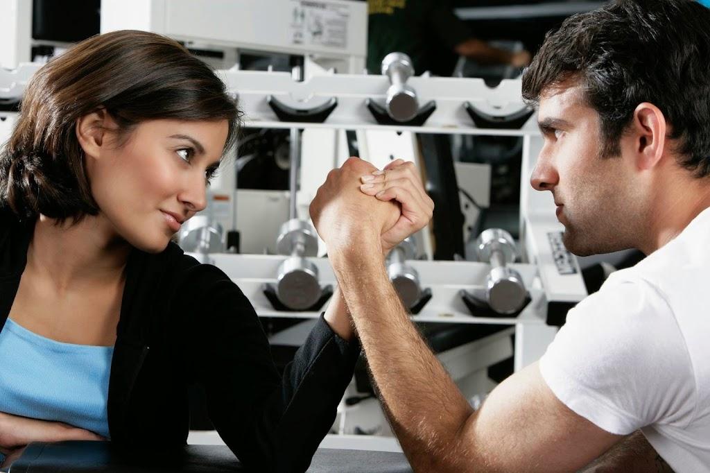 compites con tu pareja