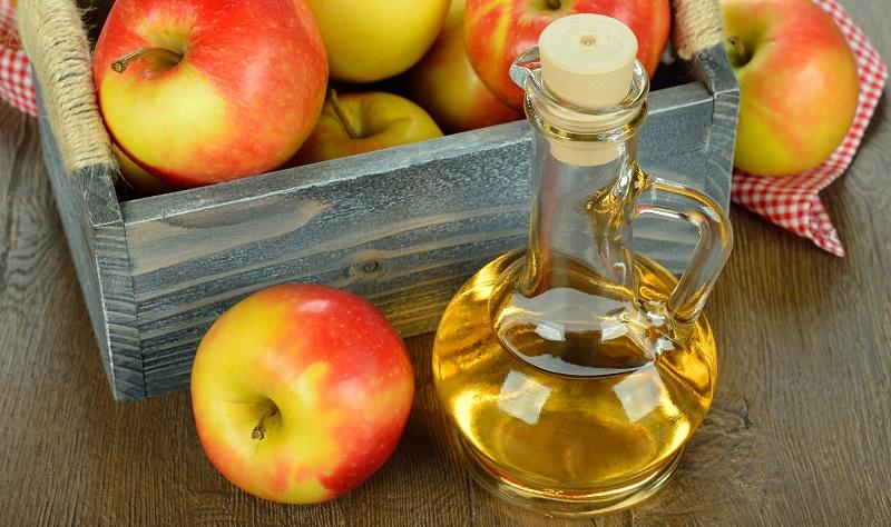 Porqué deberías lavar tu rostro con Vinagre de Sidra de Manzana