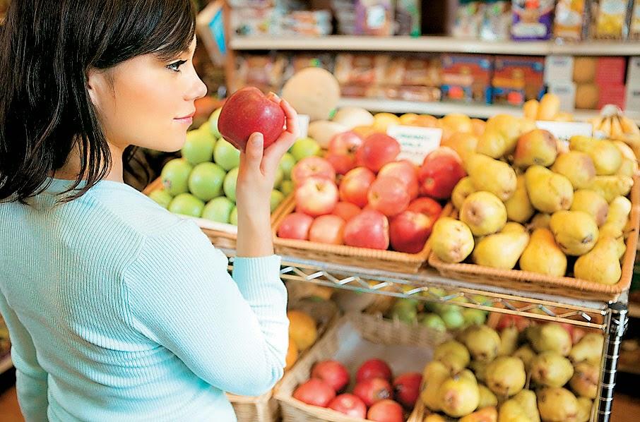 escoger la mejor fruta