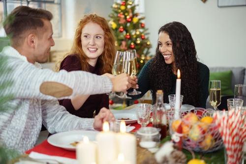 decepciones en la cena de  navidad