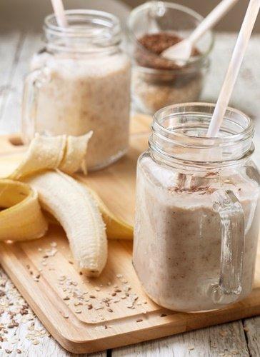 licuado de plátano evitar esta combinación