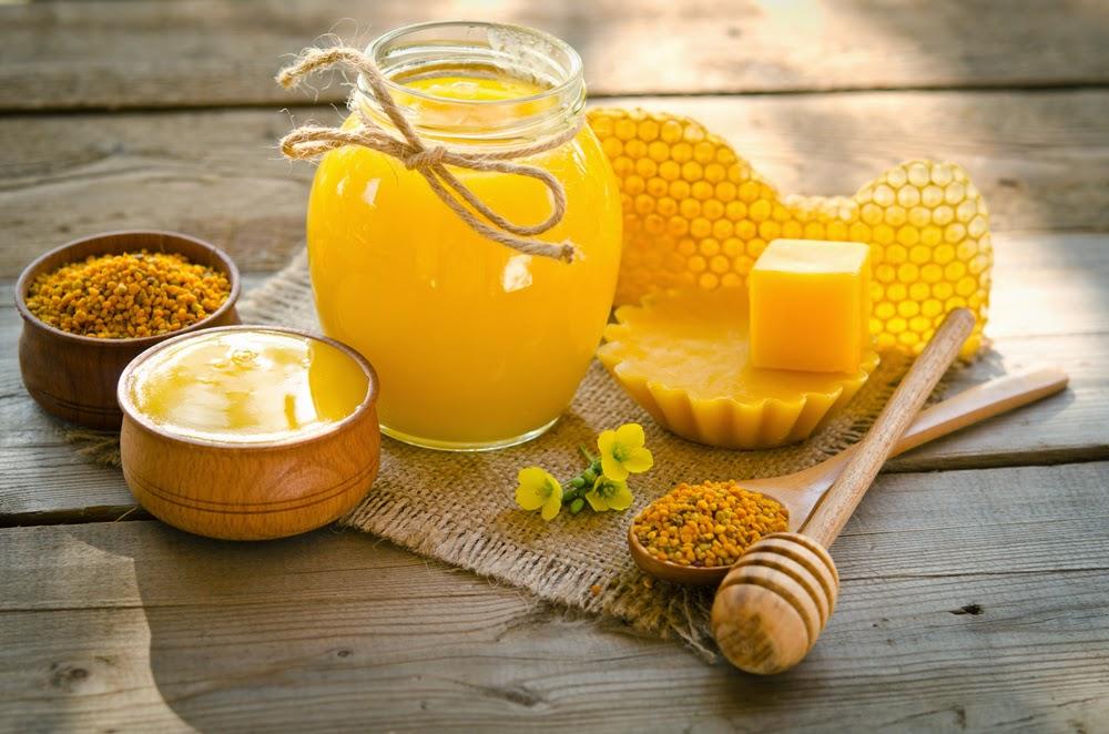 propiedades del polen para vencer la fatiga