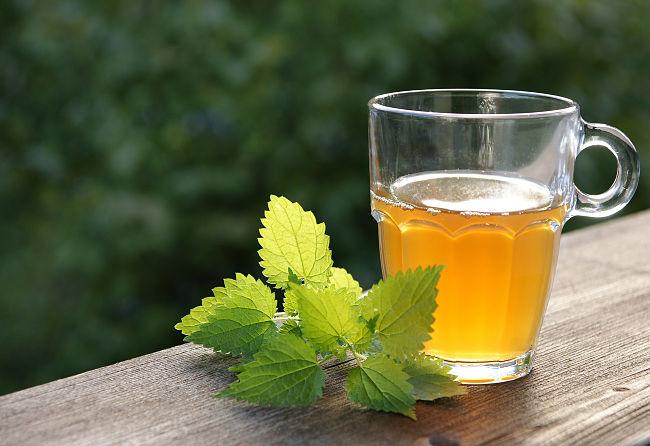 té para impulsar los niveles de hierro en la sangre