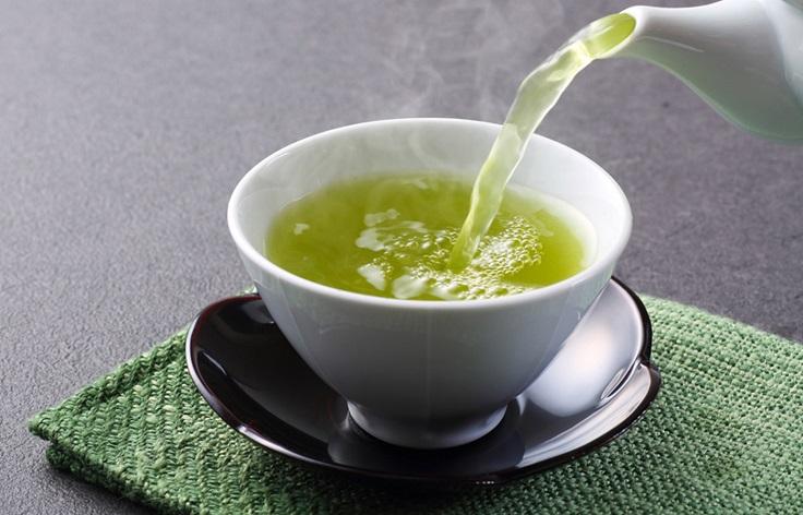 té verde para bajar la grasa
