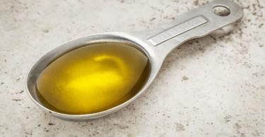Aceite cucharada