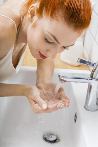 afectan la tiroides Agua de grifo