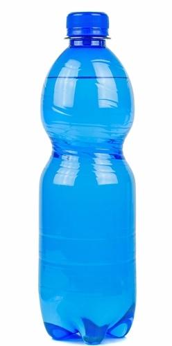 afectan la tiroides Botella de plástico