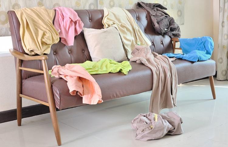 10 mentiras que mantienen la casa desordenada
