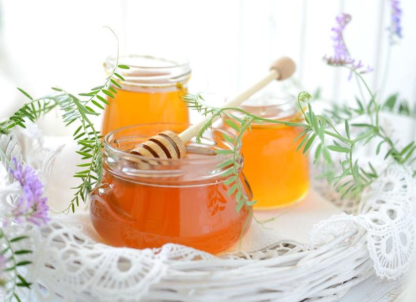 Miel de abejas para dormir bien en la noche