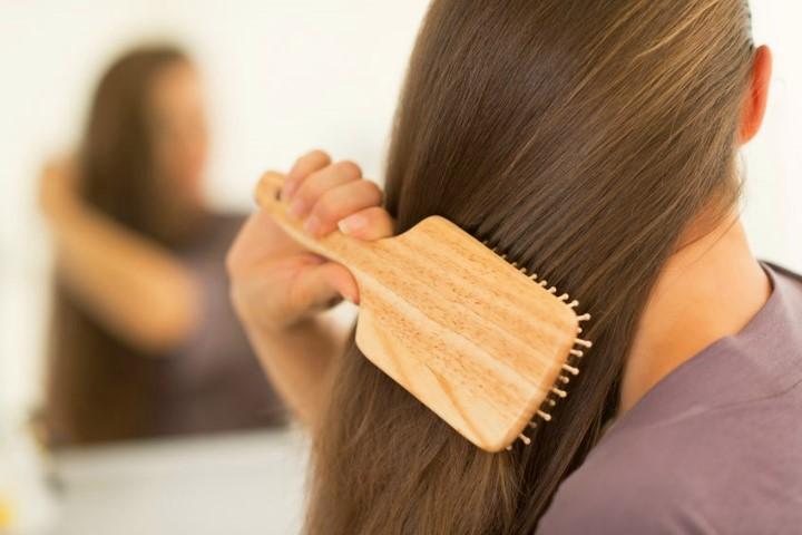 daños en el cabello reparar champú aceite de coco