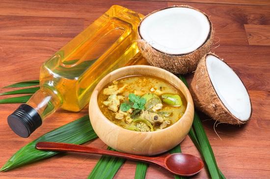 Cu les son los mejores aceites para cocinar for Aceite de coco para cocinar