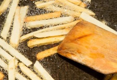 papas fritas grasas trans sal