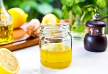 Aceite de oliva y limón1