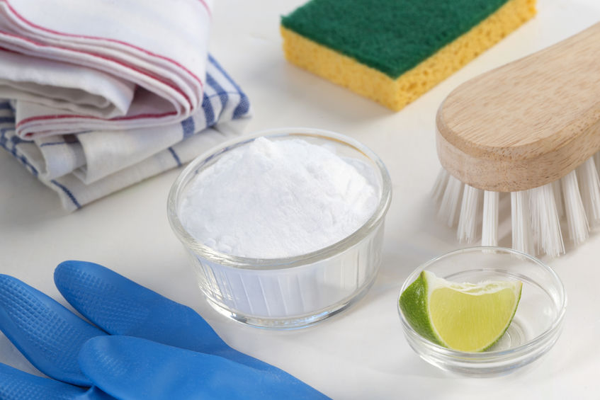 C mo limpiar el ba o de forma ecol gica - Como limpiar bien el bano ...