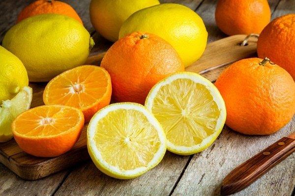 Cítricos para añadir vitamina C a tu dieta