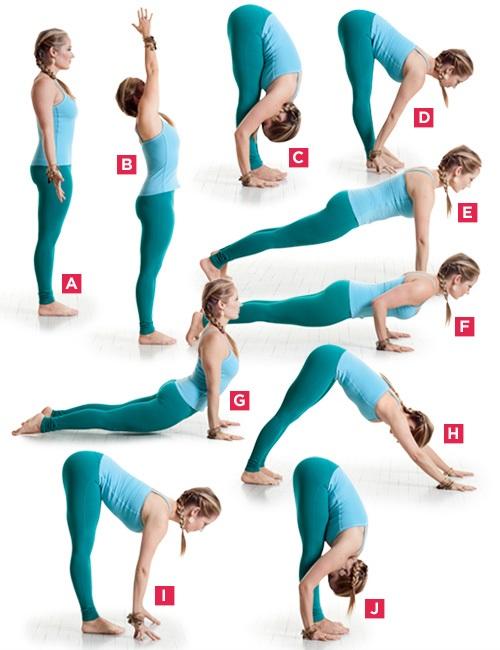 ejercicios para adelgazar la espalda alta y baja