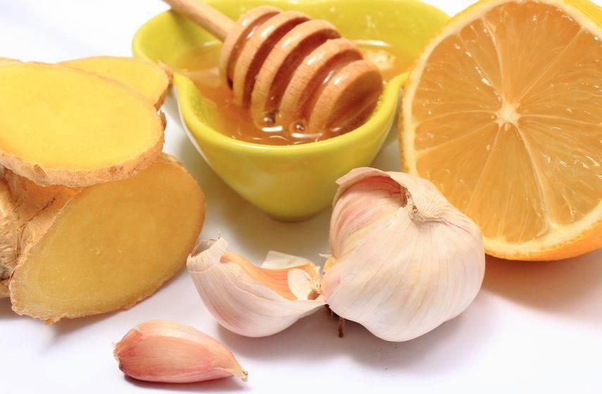 Canela con miel y limon para adelgazar