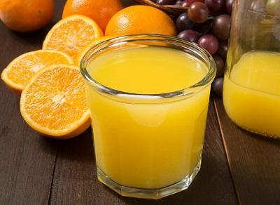 aliviar el dolor de la artritis Jugo de naranja
