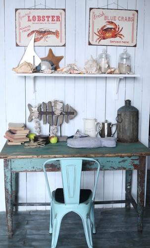decorar salon estilo vintage Muebles vintage