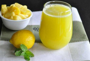 Natural-pH-Balance-with-Lemon-and-Pineapple