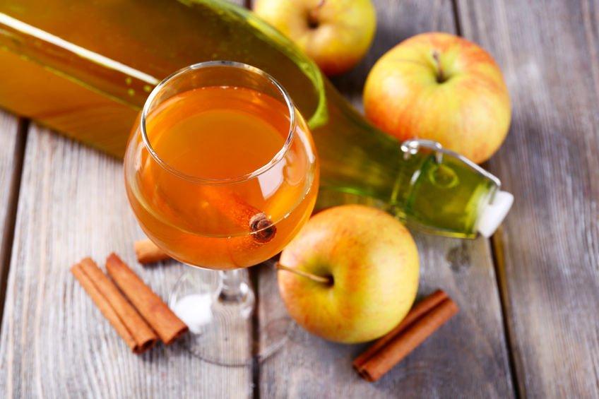 vinagre de manzana casero