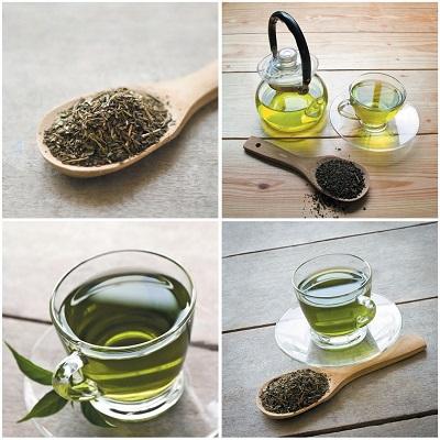 aliviar el dolor de la artritis Té verde