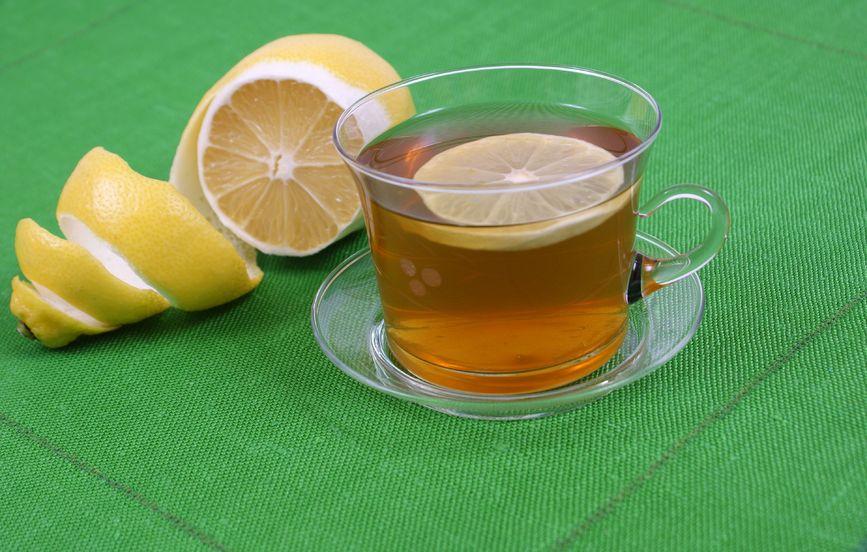 Incre bles beneficios del t de c scara de lim n - Cascara de limon ...