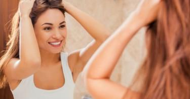 cabello con volumen remedios caseros