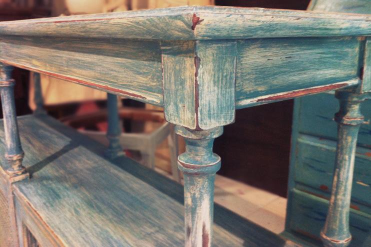 como emvejecer muebles