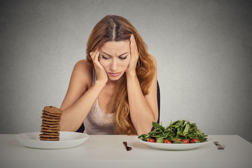 como saber que la dieta no funciona