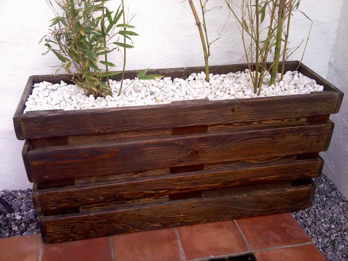 Muebles con palets 10 ideas para hacer en casa - Como hacer muebles de jardin con palets ...
