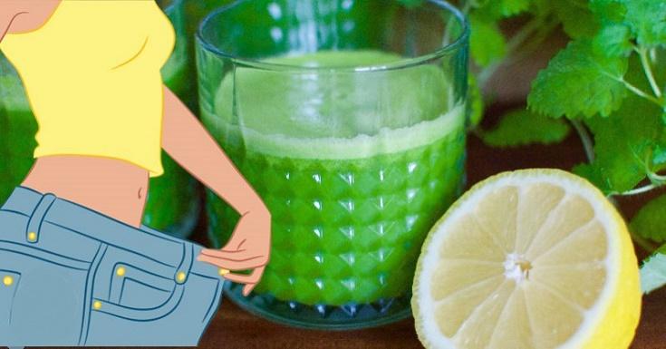 como bajar 2 kg en 1 semana con jugos verdes