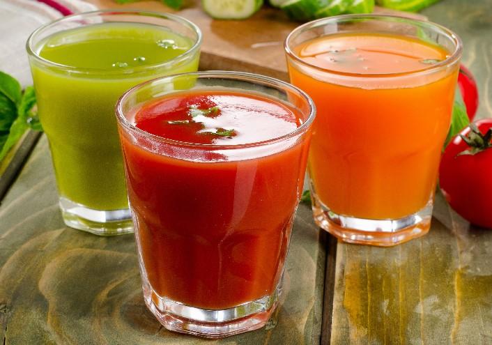 jugos para desintoxicar los intestinos