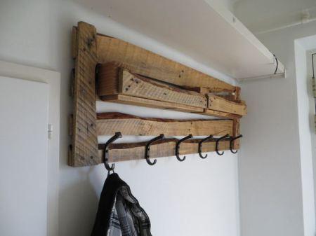 Muebles con palets 10 ideas para hacer en casa for Costruire porta tv