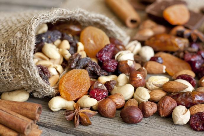 Alimentos que contienen estrógenos naturales