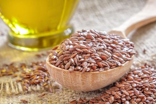 Alivia dolores con el uso de las semillas de lino