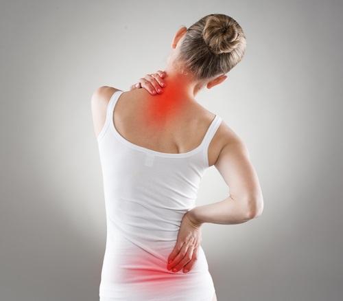 El uso de alimentos antiinflamatorios puede aliviar los dolores en elc uerpo causados por la inflamación
