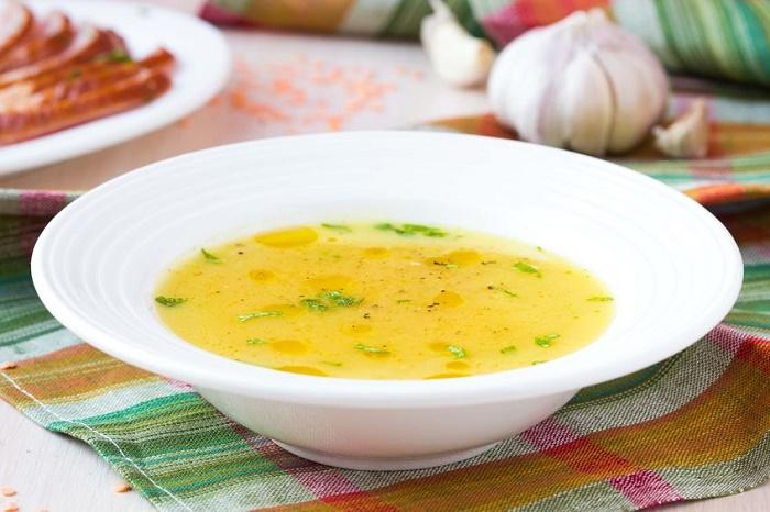 Sopa curativa para la fibromialgia