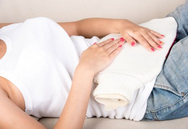dolores durante la menstruación