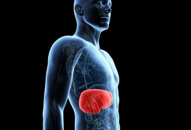 inflamación del hígado
