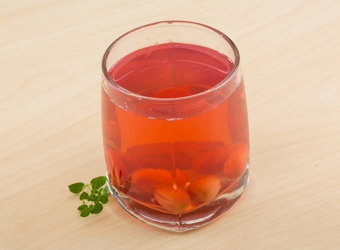 jugo de arándanos para piedras en el riñón