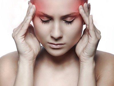 Vicks VapoRub dolor de cabeza