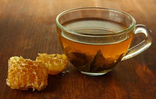 Miel de abejas taza